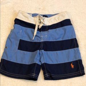 Ralph Lauren Boys bathing suit, size 4